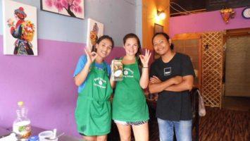 Kurz vaření v Thajsku