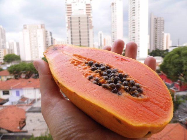 Brazilská kuchyně, Papaja