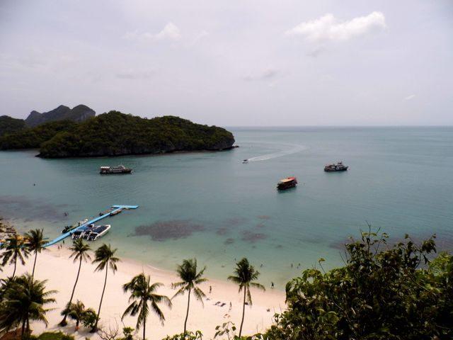 nejlepší thajské ostrovy, Kam v Thajsku thajský ostrov Railay