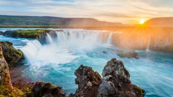 Kam se vydat na dovolenou bez pasu, Island