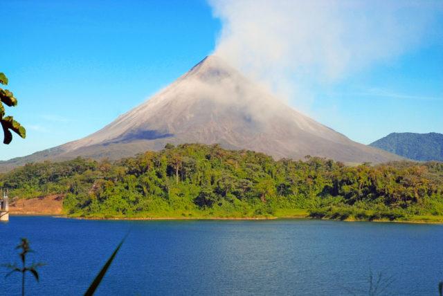 Kam v zimě za teplem Kostarika