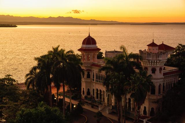 Kam v zimě za teplem, Kuba