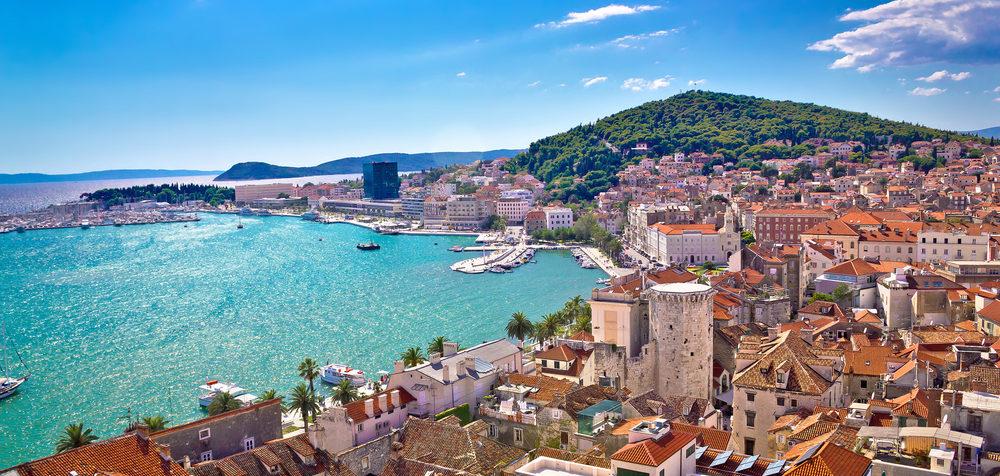 Kam na dovolenou do Chorvatska, Split