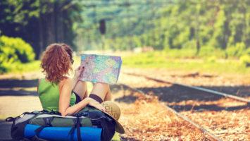 Proč cestovat sám, co se naučím