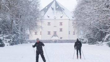 Kam za sněhem v Praze