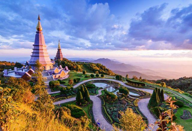 Cestování pro ženy, Chiang Mai, Thajsko