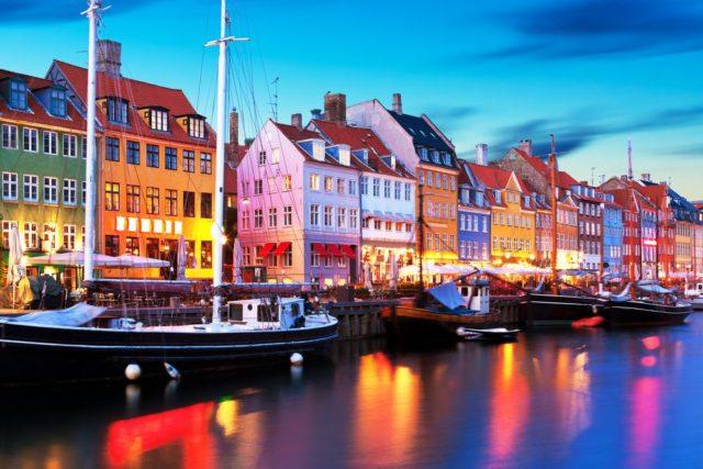Cestování pro ženy, Kodaň, Dánsko