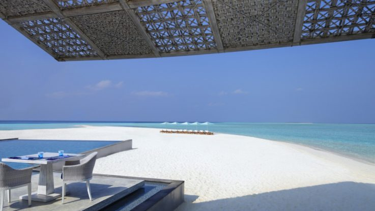 Hotel Four Seasons, Maledivy