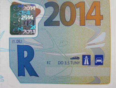 Kde koupit dálniční známku