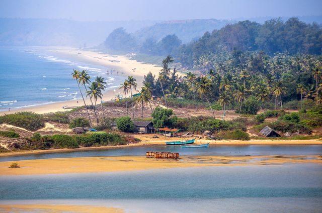 Kam cestovat do Asie, Indie, Goa
