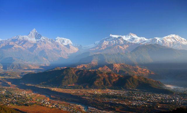 Kam cestovat do Asie, Nepál, Pokhara
