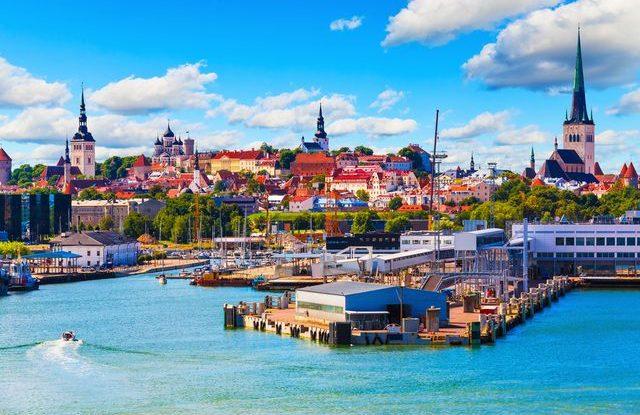 Co vidět v Estonsku
