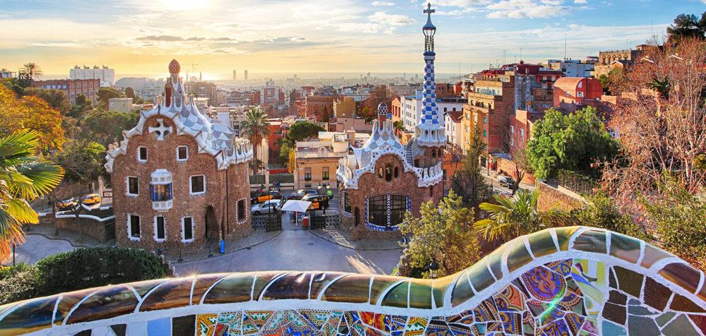 Co vidět v Barceloně