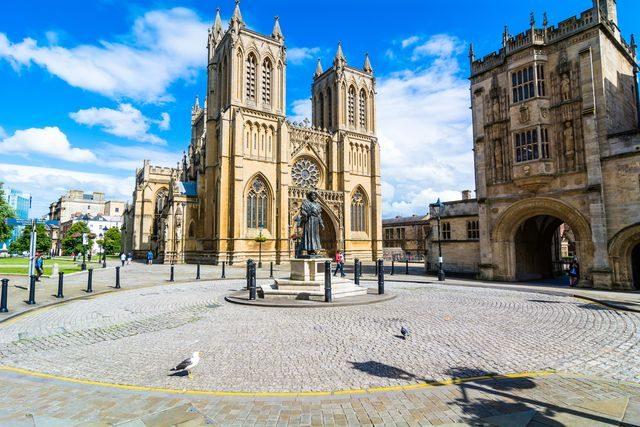 Kam cestovat 2017, Bristol, Anglie