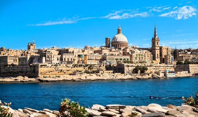 Kam cestovat 2017, La Valletta, Malta