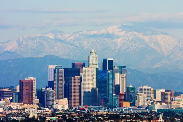 Kam cestovat 2017, Los Angeles