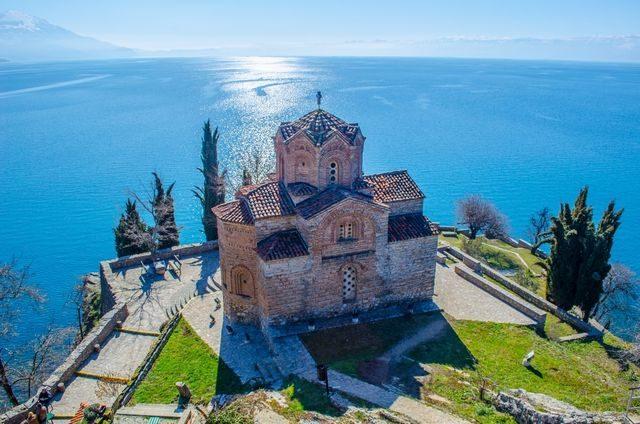 Kam cestovat 2017, Ohrid, Makedonie
