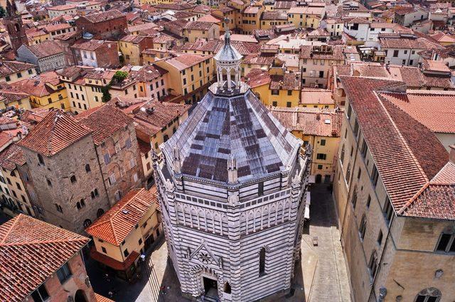 Kam cestovat 2017, Pistoia, Itálie