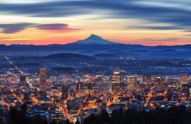 Kam cestovat 2017, Portland, Oregon