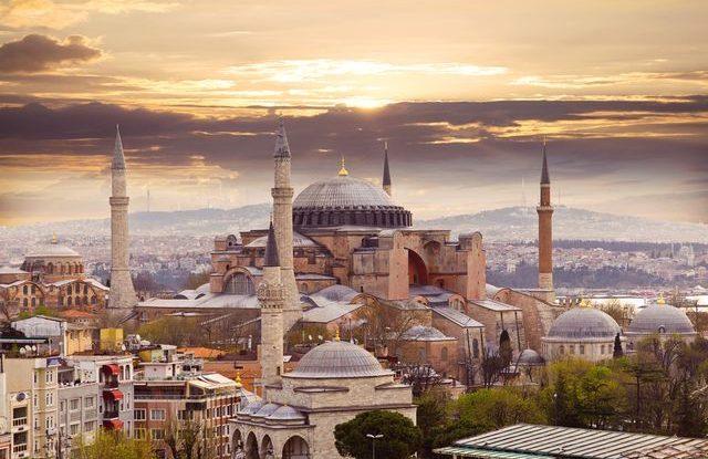 Istanbul průvodce, co vidět v Istanbulu