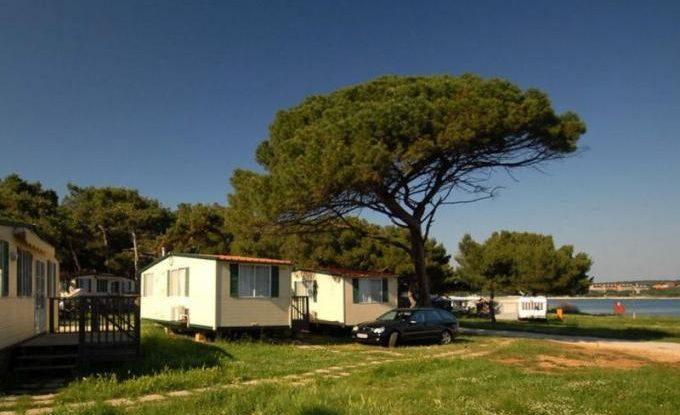 Mobilní domky v Chorvatsku