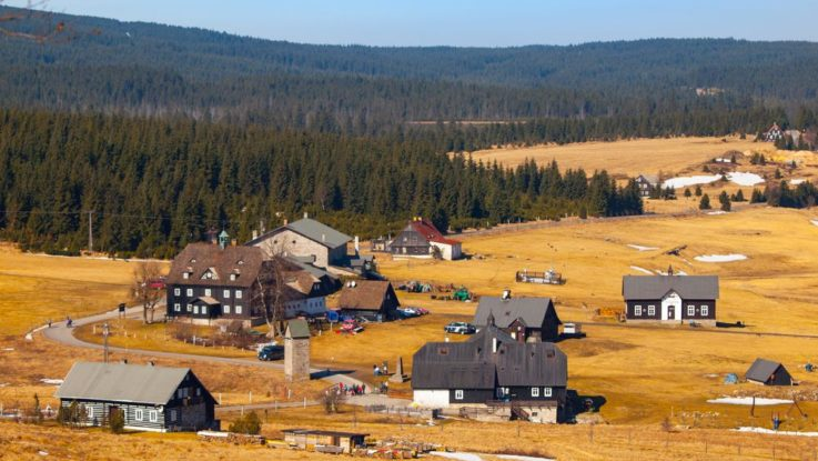 nejlepší lokality pro rodiny s dětmi, Jizerka, Jizerské hory