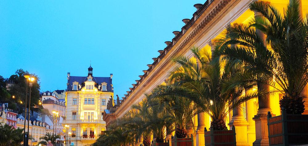Dovolená v Česku, Karlovy Vary