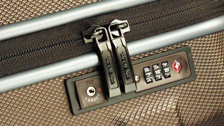 Zámek na kufr TSA