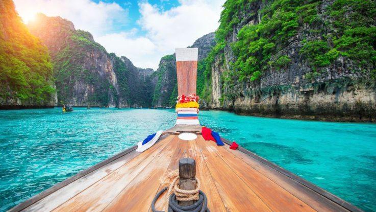 Kdy jet do Thajska