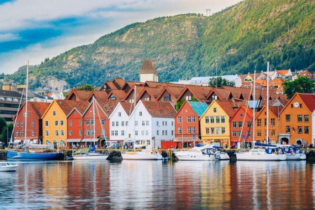 Bryggen, Norsko
