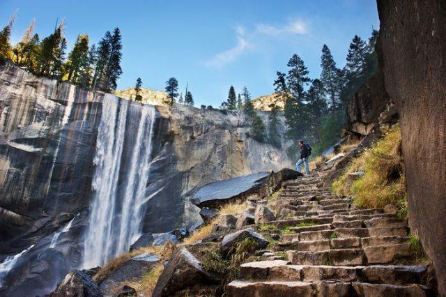 Yosemitský národní park, Kalifornie
