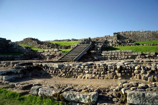 Hadriánova zeď