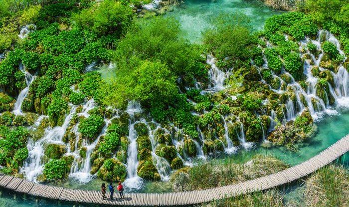 Plitvická jezera Unesco