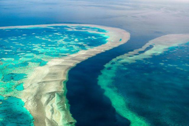 Velký bariérový útes, austrálie