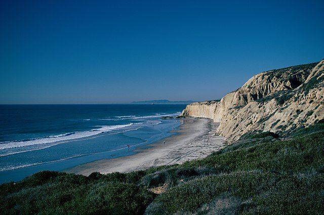 Nudistická pláž