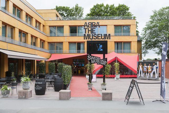 Stockholm, Muzeum ABBA