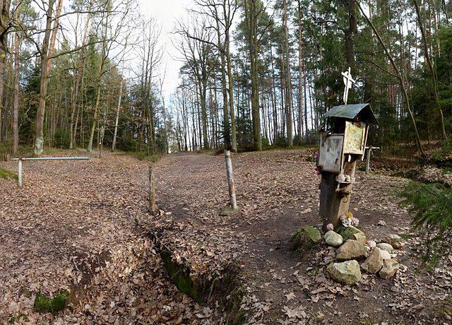 Tajemná místa v Čechách