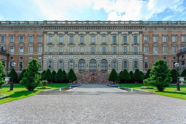Stockholm, Královský palác
