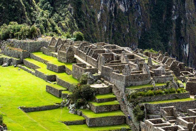 Machu Picchu město