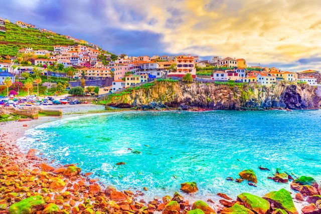 Kam na podzim k moři, Madeira