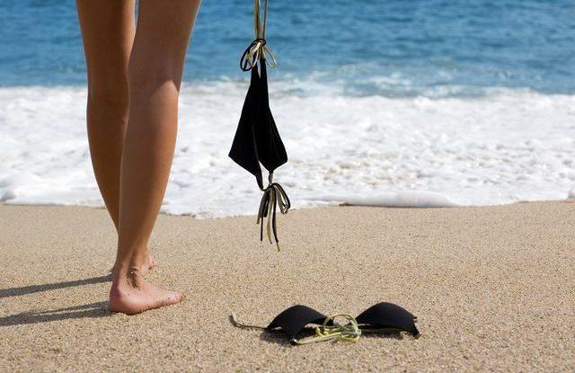 Nuda pláž
