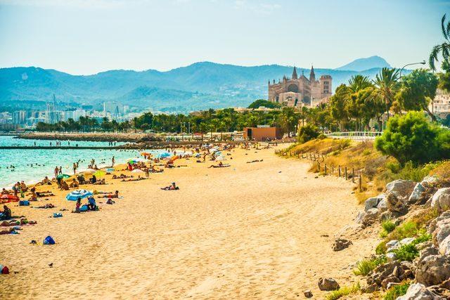Kam na podzim k moři, Mallorca