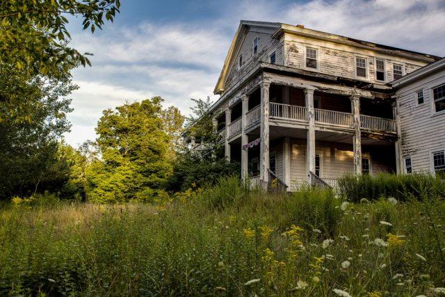 Grossinger's Catskill Resort, opuštěné hotely