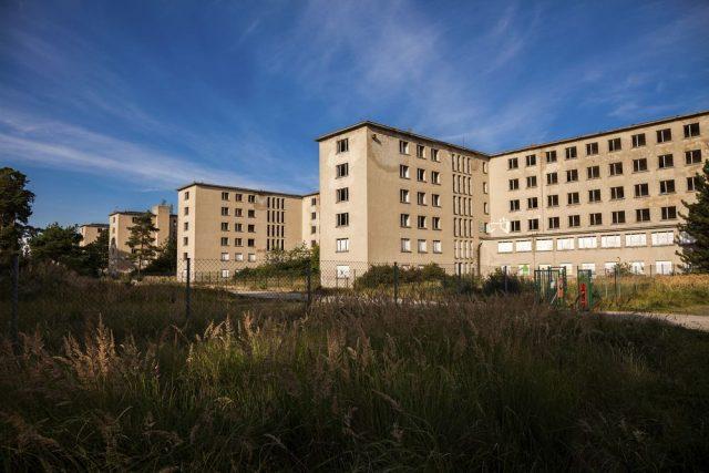 Prora, Rujána, opuštěné hotely