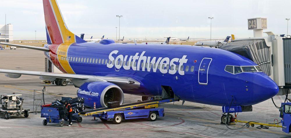 Southwest Airlines zachránila zvířata po hurikánu Harvey