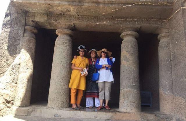 3 babičky cestují