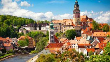 Česká Krumlov co navštívit