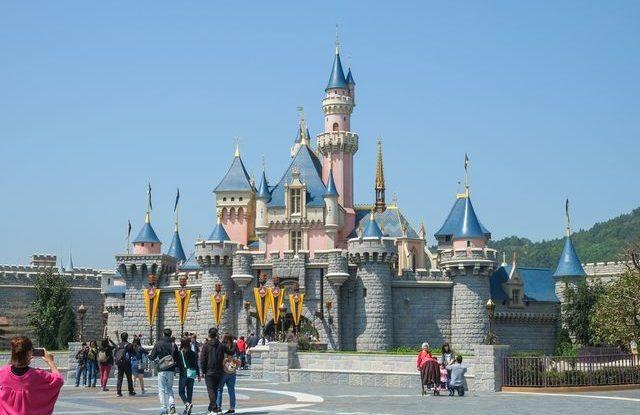 Co je zakázáno v Disneylandu