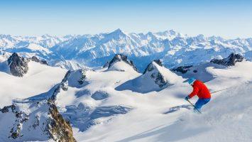 Méně známé lyžařské areály