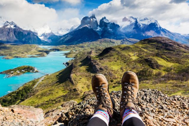 Co sebou na horskou turistiku